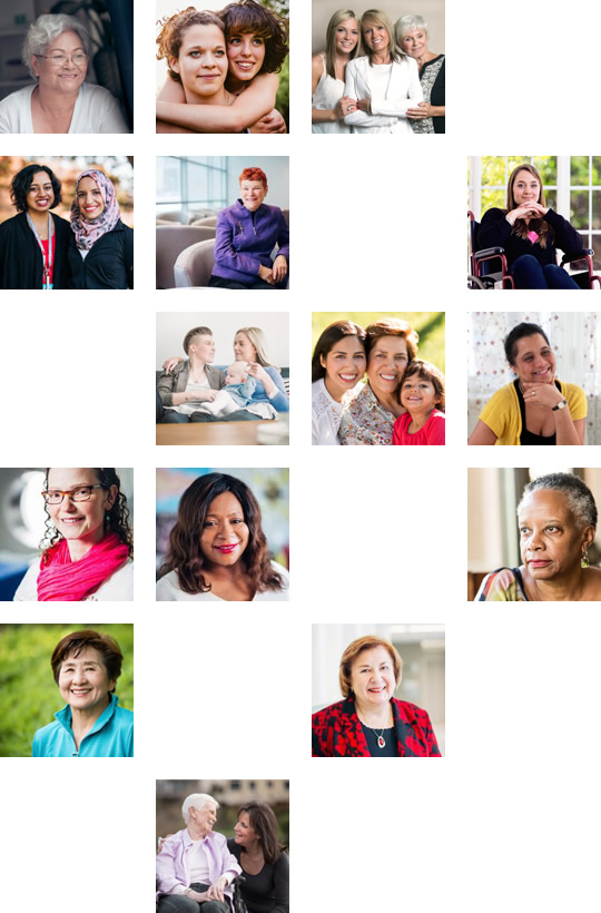 Faces of WCH Patients